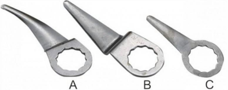 Нож сменный к 3830 JTC 3830C