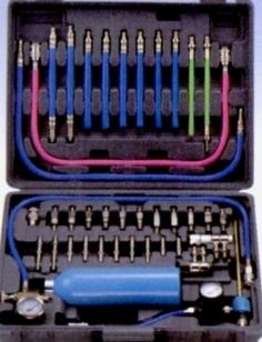 Комплект для чистки инжекторов JTC JW0094