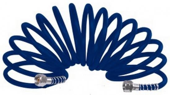 Шланг спиральный для пневмоинструмета SHC-10PU Forte 32147