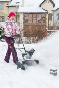 Снегоуборщик (снегоуборочная машина) HYUNDAI S 400