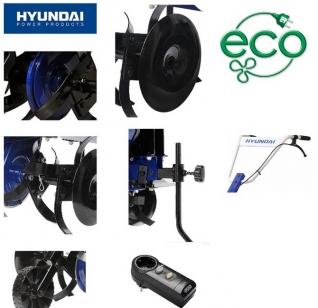 Культиватор (мотокультиватор) HYUNDAI T 2000E