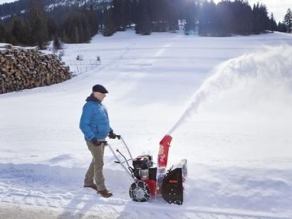 Снегоуборочная машина SnowLine 560 II AL-KO 112933