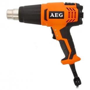 Термовоздуходувка (фен строительный) AEG HG 560D