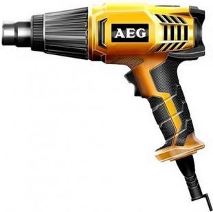 Термовоздуходувка (фен строительный) AEG HG600VK