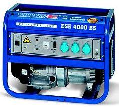 Генератор ENDRESS ESE 4000 BS бензиновый ECOPOWER-LINE