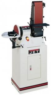 Шлифовальный станок JET JSG-96 тарельчато-ленточный
