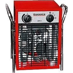 Электрический нагреватель (тепловентилятор) GRUNHELM GPH3