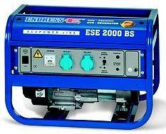 Генератор ENDRESS ESE 2500 BS бензиновый ECOPOWER-LINE