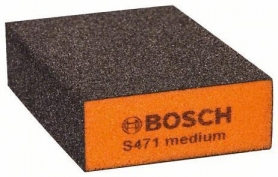 Губка 69x97x26мм Best for Flat and Edge Medium BOSCH 2608608225