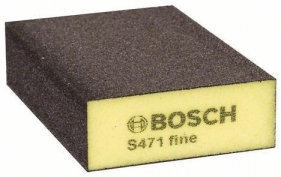 Губка 69x97x26мм Best for Flat and Edge Fine BOSCH 2608608226