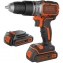 Шуруповёрт BLACK+DECKER BL188KB