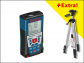 Лазерный дальномер BOSCH GLM 250 VF +BS150 (061599402J)